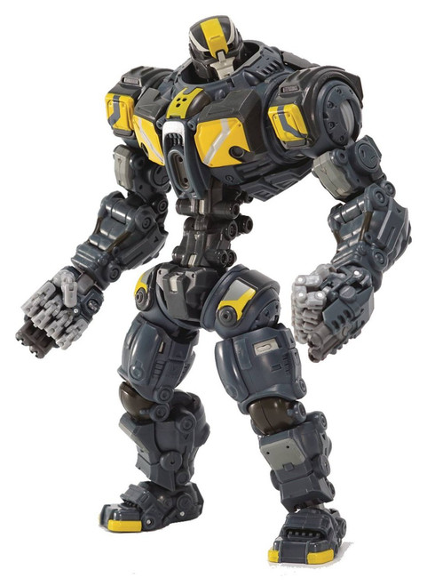 Astrobots Argus Super Articulated Action Figure A02 [55 Points of Articulation]