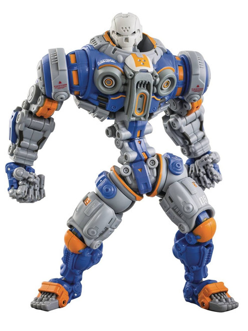 Astrobots Apollo Super Articulated Action Figure A01 [55 Points of Articulation]