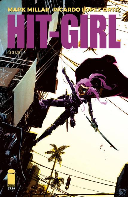Image Comics Hit-Girl #4 Comic Book [Cover C Scalera]