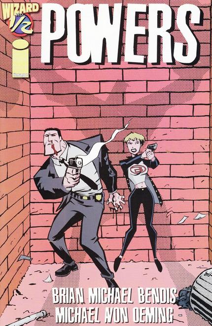 Image Comics Powers #1/2 Special Wizard Edition Comic Book [Regular Version]