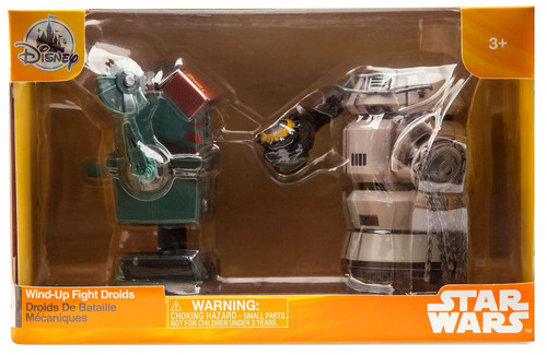 Disney Solo A Star Wars Story Wind-Up Fight Droids Exclusive