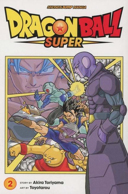 Viz Media Dragon Ball Super Volume 2 Manga Trade Paperback