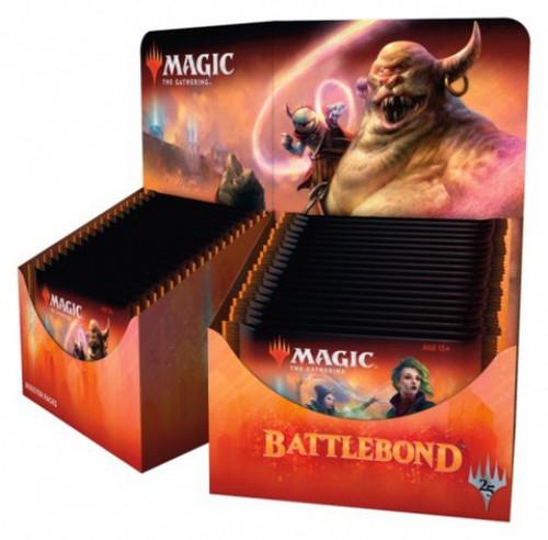 MtG Trading Card Game Battlebond Booster Box [36 Packs]