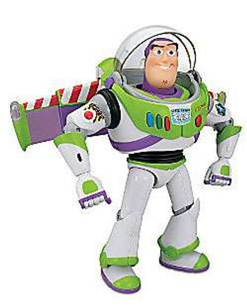 Toy Story Buzz Lightyear Deluxe Action Figure [Lights & Sounds]
