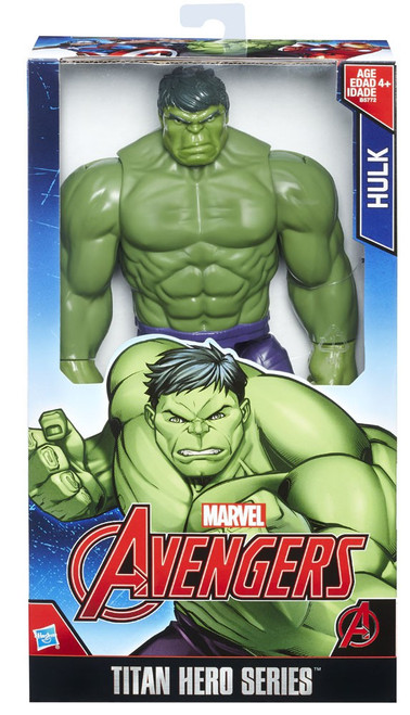 Marvel Avengers Titan Hulk Action Figure