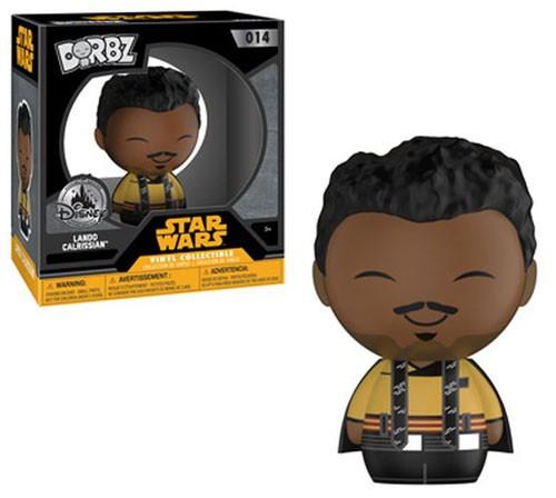 Funko Star Wars Solo Dorbz Lando Calrissian Exclusive Vinyl Figure #014