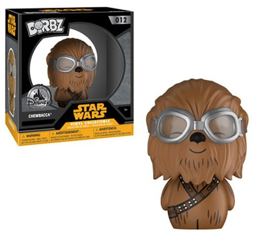 Funko Star Wars Solo Dorbz Chewbacca Exclusive Vinyl Figure #012