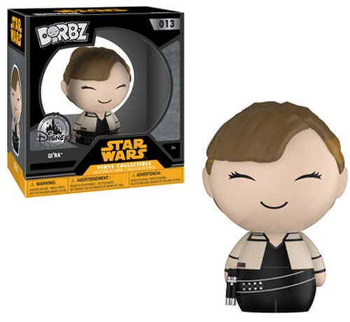 Funko Star Wars Solo Dorbz Qi'Ra Exclusive Vinyl Figure #013
