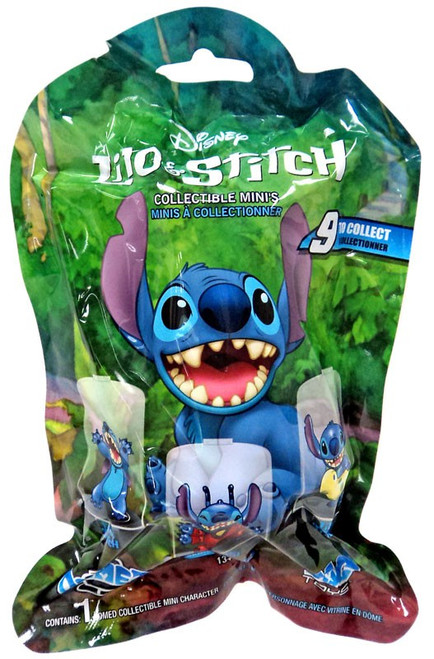 Disney Domez Series 2 Lilo & Stitch Mystery Pack