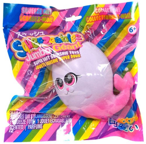 Squeezeables Jumbo Catfish 5-Inch Squeeze Toy