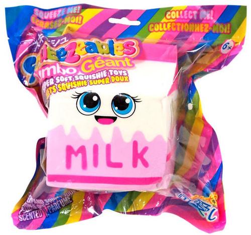 Squeezeables Jumbo Milk 5-Inch Squeeze Toy