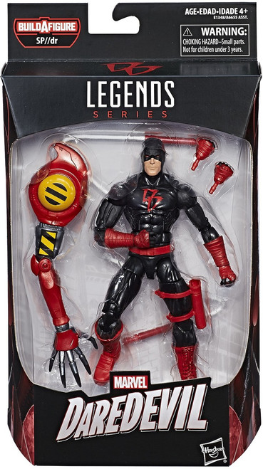 Spider-Man Marvel Legends Infinite SP//dr Suit Series Daredevil Action Figure