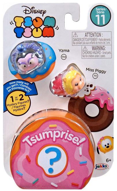 Disney Tsum Tsum Series 11 Yzma & Miss Piggy 1-Inch Minifigure 3-Pack