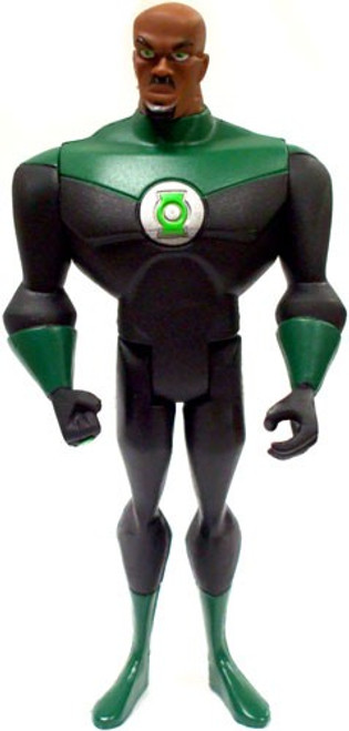 Justice League Unlimited Fan Collection Green Lantern Action Figure [Bald Head, With Gotee Loose]