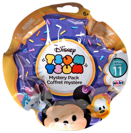 Disney Tsum Tsum Series 11 Mystery Stack Pack