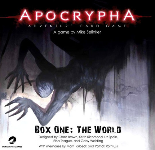 Apocrypha The World Card Game [Base Set]