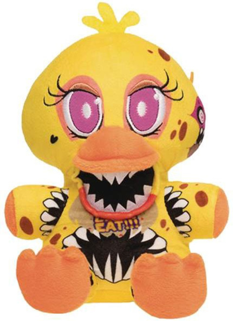 Funko Five Nights at Freddy's Twisted Ones Chica Plush