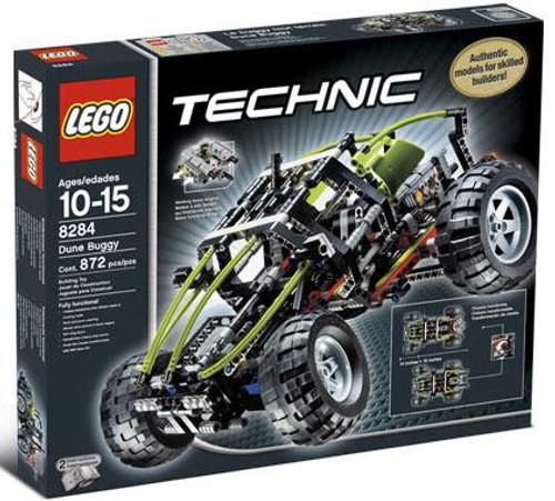 LEGO Technic Dune Buggy Set #8284 [Damaged Package]