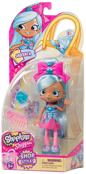 Shopkins Shoppies Shop Style! Jascenta Doll Figure