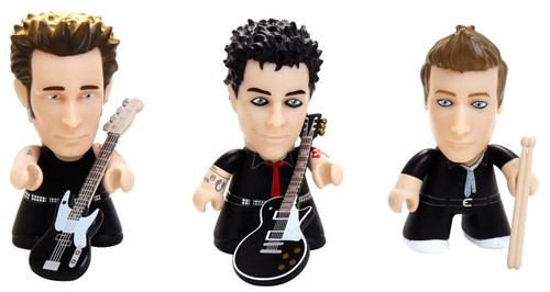 Green Day American Idot Exclusive Vinyl Figure 3-Pack