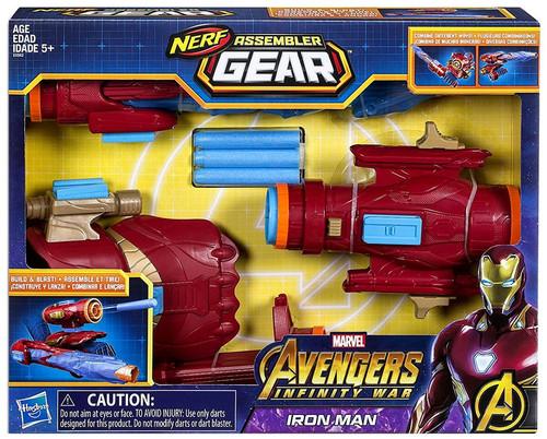 Marvel Avengers Infinity War Iron Man Assembler Gear