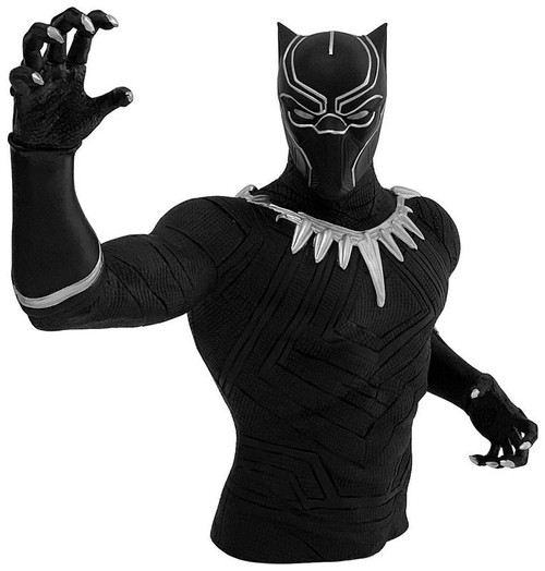Marvel Black Panther PVC Vinyl Bank