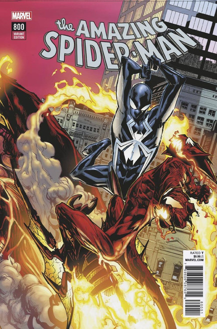 Marvel Comics Amazing Spider-Man #800 Comic Book [Ramos Connecting Variant]