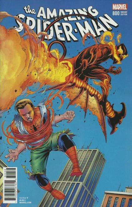 Marvel Amazing Spider-Man #800 Comic Book [Cassaday Variant]