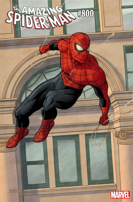 Marvel Comics Amazing Spider-Man #800 Comic Book [Rivera Variant]
