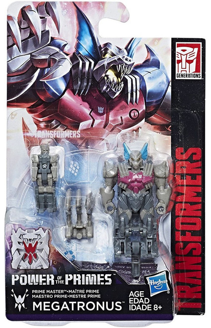 Transformers Generations Power of the Primes Megatronus Master Action Figure [Bomb Burst]