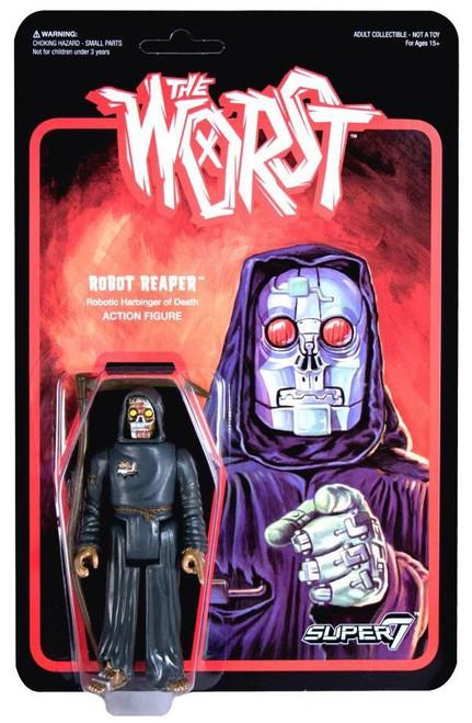 ReAction The Worst Robot Reaper Night Terrors Action Figure