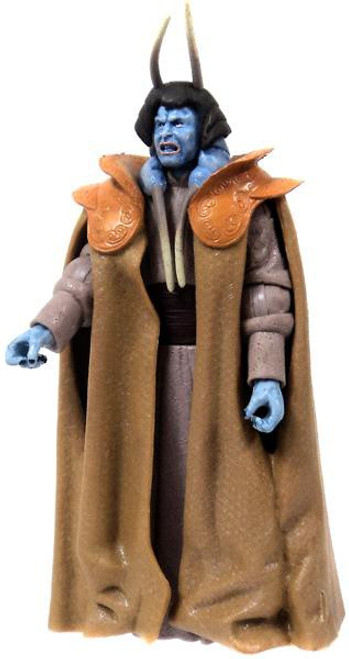 Star Wars Revenge of the Sith 2005 Mas Amedda Action Figure [Loose]