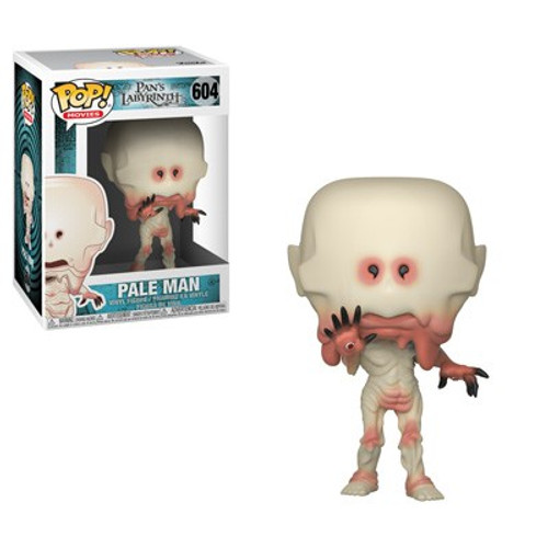 Funko Pan's Labyrinth POP! Movies Pale Man Vinyl Figure #604
