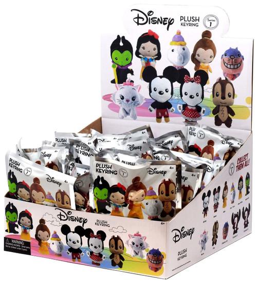 Plush Keyring Disney Series 1 Disney Mystery Box [24 Packs]