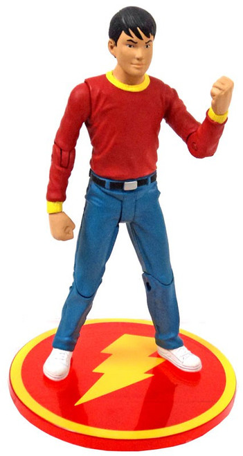 DC Shazam Billy Batson Action Figure [Loose]
