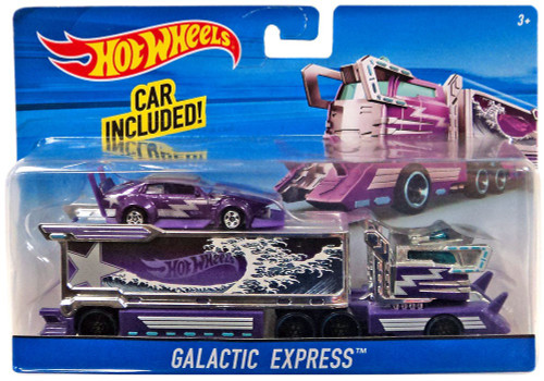 Hot Wheels Galactic Express Diecast Car