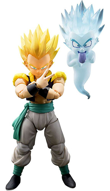 Dragon Ball Z S.H. Figuarts Super Saiyan Gotenks Action Figure