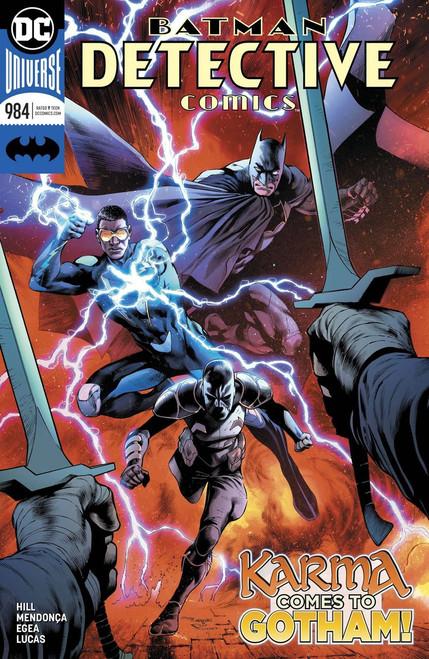 DC Detective Comics #984 Comic Book