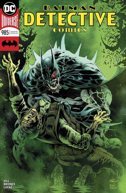 DC Detective Comics #985 Comic Book