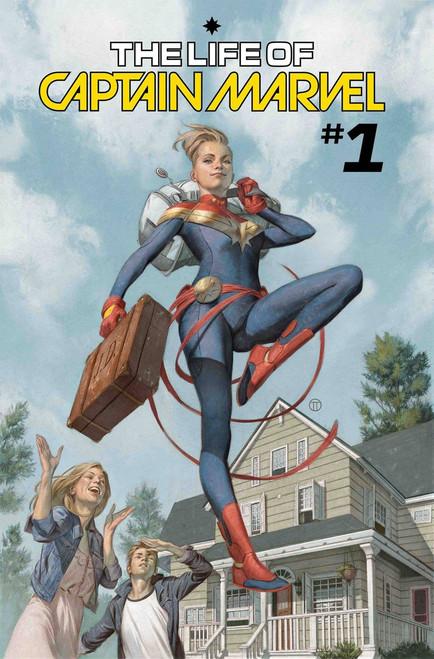 Marvel Comics Life of Captain Marvel #1 of 5 Comic Book