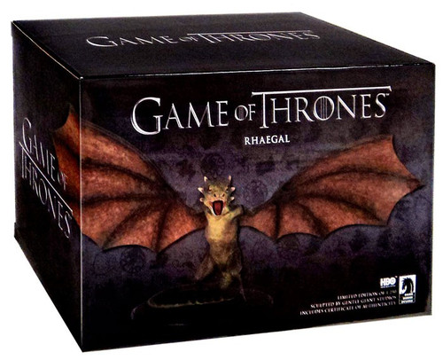 Game of Thrones Rhaegal Statue Figure