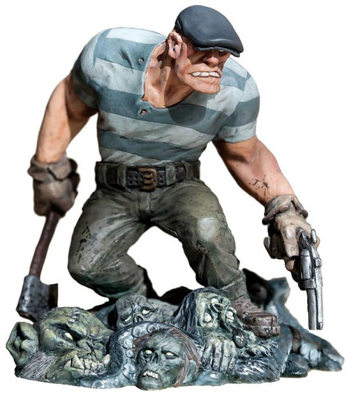 The Goon 8-Inch Statue