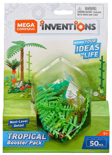 Inventions Tropical Building Set Booster