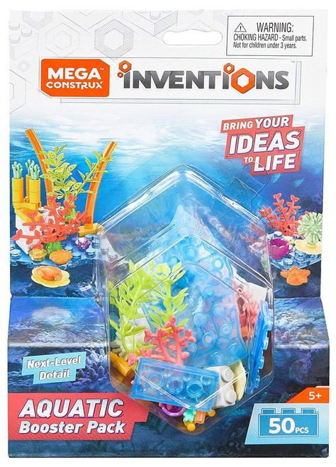 Inventions Aquatic Building Set Booster