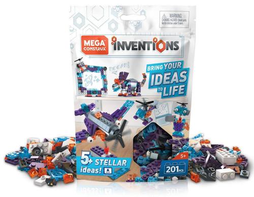 Inventions Space Brick Building Set