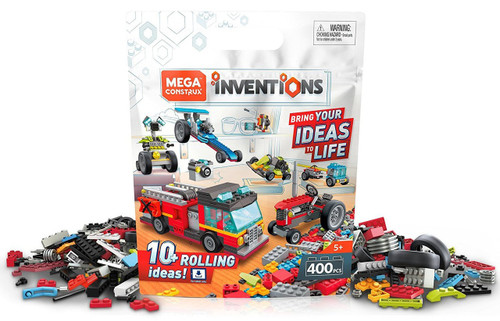 Inventions Wheels Pack