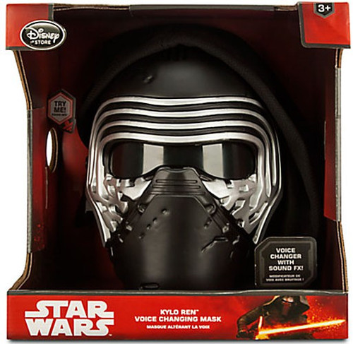 Star Wars The Force Awakens Kylo Ren Exclusive Voice Changing Mask