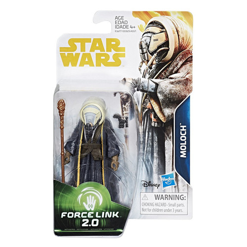 Solo A Star Wars Story Force Link 2.0 Moloch Action Figure