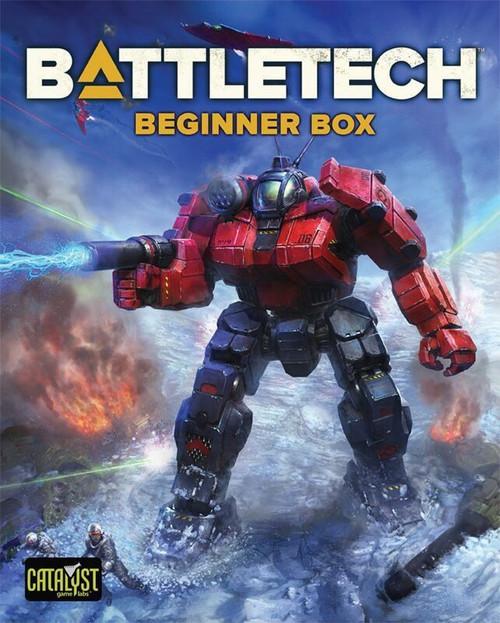 BattleTech Beginner Miniatures Game Box Set