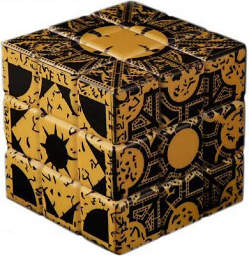Hellraiser III: Hell on Earth Lament Configuration Puzzle Blox